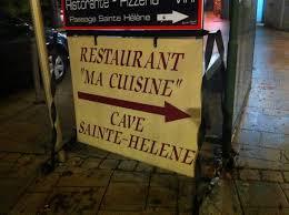 ma cuisine restaurant not poison in n d p in burgundy ma cuisine beaune