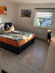 doppelzimmer mit küchenzeile und bad in quedlinburg