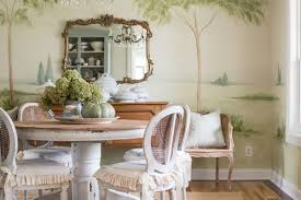 Subtle Seasonal Dining Room