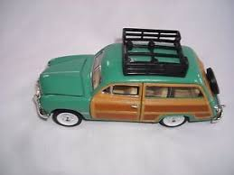 Image Is Loading 1949 Ford Woody Wagon SS 5782 RARE Dark