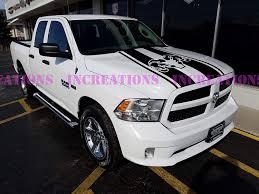 100 Ram Truck Decals Amazoncom Hemi Dodge Hood Stripe Mopar Stickers