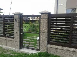 100 Letterbox Design Ideas Modern Fence MODERN HOUSE PLAN MODERN Wall