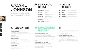 Beautiful Resume Templates Free Creative New Download Psd
