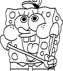 FilmMandala Coloring Pages Spongebob Squarepants Sheets Bible Printable