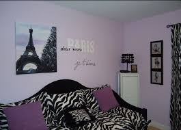 Paris Bedroom Decor Inspiring Home Ideas Themed Walmart And