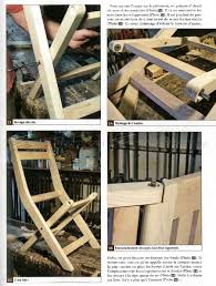 Folding Adirondack Chair Woodworking Plans by Outdoor Folding Chair Plans U2022 Woodarchivist