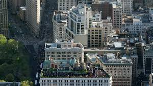 Top View Of Rooftop Bar On 230 5th Avenue And Flatiron Building ... Best 25 New York Rooftop Ideas On Pinterest Rooftop Nyc Bars In Nyc Open During The Winter Nycs 10 Bars Huffpost To Explore This Summer Photos Architectural Unique 15 York City Cond Nast Traveler Heres A Map Of All Best 8 Cnn Travel Escape Freezing Weather Weekend Nycs Enclosed