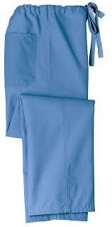 Ciel Blue Scrub Pants Walmart by Cornerstone Reversible Scrub Pant Walmart Com