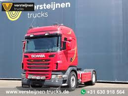 Buy 2011 Manual Gearbox Scania G440 E5 / MANUAL / RETARDER ...