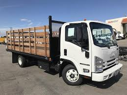 2018 Isuzu NPR Stake Bed Truck For Sale | Carson, CA | 1001679 ...