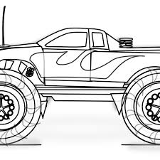 Amazing Thanksgiving Monster Truck Coloring Pages 7 Collection Of ...