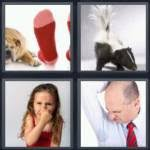 4 Pics 1 Word 5 letter answers