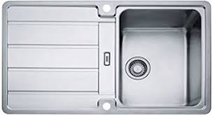 franke küchen spüle hydros hdx 614 101 0303 619 edelstahl