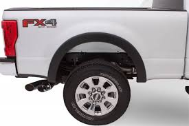 100 Wheel Flares For Trucks OE Style Fender Bushwacker 7001802 Titan Truck Equipment