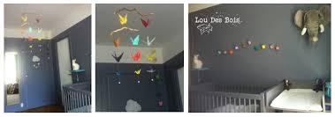 origami chambre bébé best guirlande lumineuse chambre bebe garcon gallery design