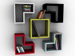 sous bureau original les étagères en tant que mobilier de bureau créatif design feria