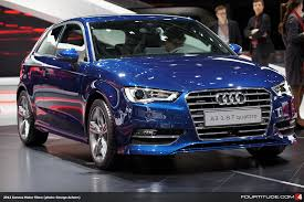 The new Audi A3 with body kit and wheels from Audi Accessories at