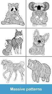 2018 For Animals Coloring Books Screenshot