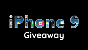 Free iPhone 9 Giveaway 2018 Grasp the Latest Creation of Apple