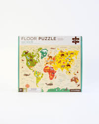 Melissa And Doug Dinosaur Floor Puzzles by Around The World Floor Puzzle Palm Beach County Map Ny Transit Map