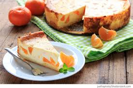 mandarinen schmand kuchen mit pudding