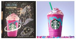 Starbucks Is Releasing The Limited Time Only Unicorn Frappucino TOMORROW April 19th