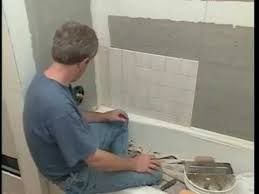 gorgeous ceramic tile bathroom wall how to install ceramic tile