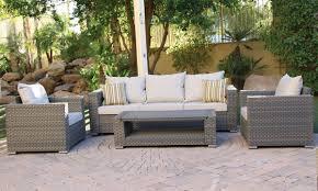 La Jolla Outdoor Living Room