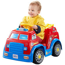 Shop Fisher-Price Power Wheels PAW Patrol Fire Truck - Free Shipping ... Power Wheels Truck Sidewalk Race Youtube Ride On Car 12v Kids Jeeptruck Remote Control Rc Boys Nickelodeon Blaze Monster 6v Battery Ford F150 Raptor Electric Children Modified Custom Built Tangelo Part 1 Youtube Amazoncom Rollplay Gmc Sierra 6volt Battypowered Rideon Toy My First Craftsman Mercedes With For Parents Hummer Feel Like A Kid Again Buy For Yourself Rashed Fisherprice Powered Riding Pickup 12v Best Video The All New 2015 From Debuts Off