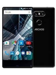The Archos Sense 55S mobile features a
