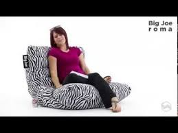Fuf Bean Bag Chair By Comfort Research by Comfort Research Big Joe Roma Bean Bag Chair Youtube