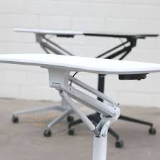 Jesper Stand Up Desk by Unique Jesper Workpad Sit Stand Height Adjustable Rolling