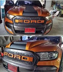 best 25 ford ranger grill ideas on 4x4 ford ranger