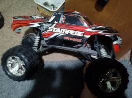 100 Radio Control Monster Truck Best Traxxas Stampede Remote For Sale