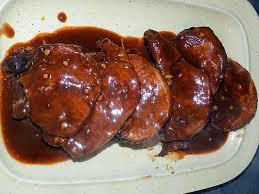 coca recette cuisine recette de côtes de porc au coca