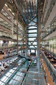 100 Richard Paxton Architect Inside The Machine The Influence Of Hightech Architecture