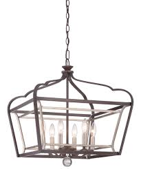 Minka Lavery Bathroom Lighting by Minka Lavery 4348 Astrapia 20 Inch Wide 6 Light Large Pendant