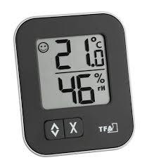 optimale temperatur und luftfeuchtigkeit in der wohnung nach
