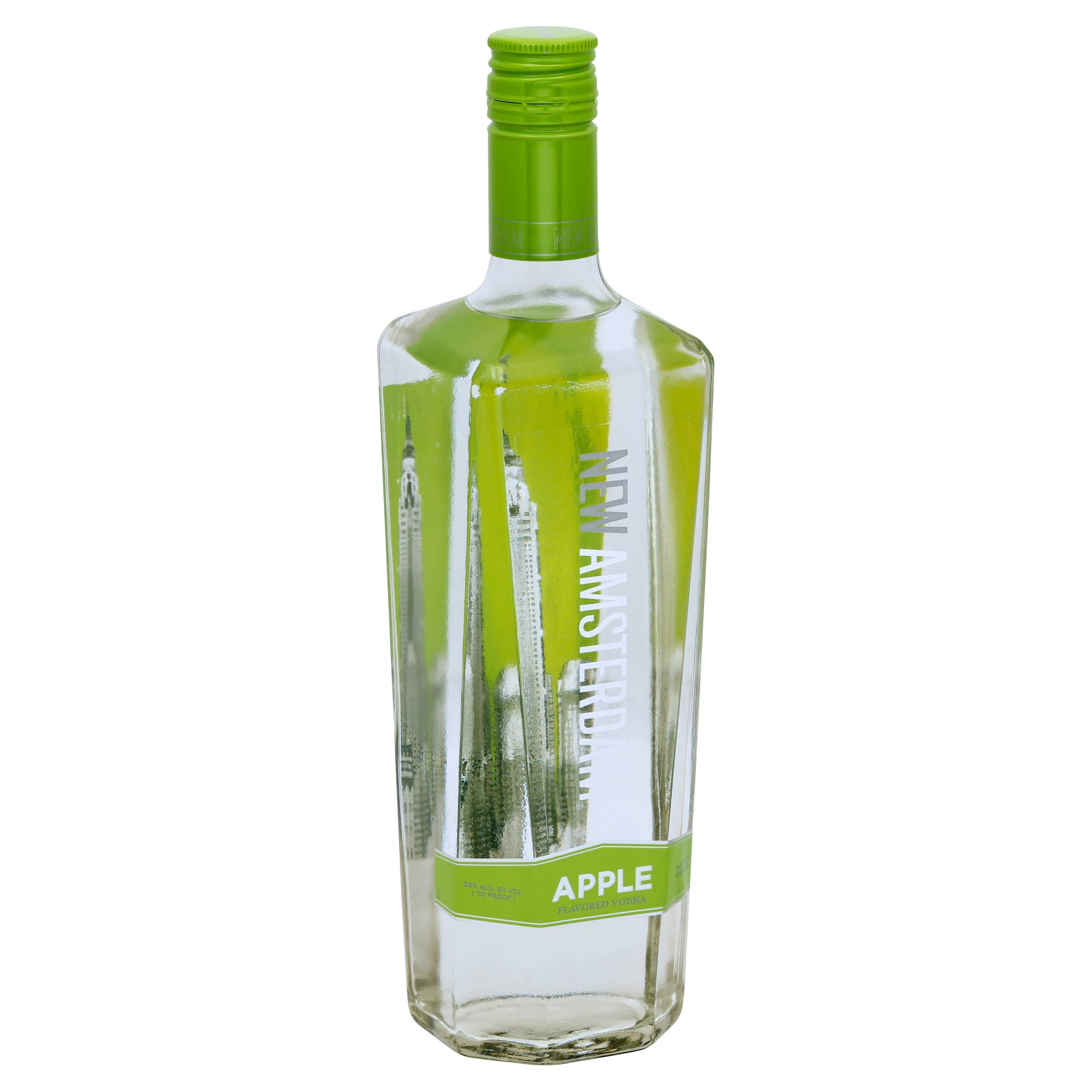New Amsterdam Apple Vodka - 750 ml bottle