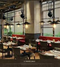 Industrial Dining Light 1 2 3 Head Lifting Pulley Room Pendant Country Vintage Look Lighting