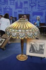 Duffner And Kimberly Lamp Base by Duffner U0026 Kimberly Leaded Glass Table Lamp Antiques Roadshow Pbs