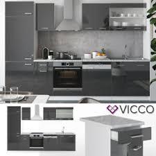 küche grau hochglanz günstig kaufen ebay
