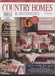 100 Home Interiors Magazine Country S January 2016 Amazoncom