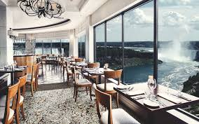 Skylon Tower Revolving Dining Room Reservations by The Rainbow Room By Massimo Capra A Niagara Falls Restaurant