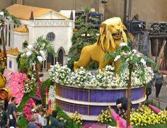 Parade Float Decorations Philippines by How Do They Do That How To See Rose Parade Floats Being Built