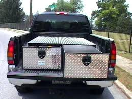 Wondrous Truck Bed Box Drawers Picture Security Pull