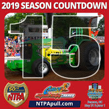 100 Truck And Tractor Pulling Games Say Whaaaaaaaat Just 15 Days Till We NTPA And