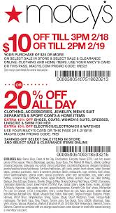 Macys Coupons - $10 Off $25 At Macys, Or Online Via Promo Code PRES25 Roc Race Coupon Code 2018 Austin Macys One Day Sale Coupons Extra 30 Off At Or Online Via Promo Pc4ha2 Coupon This Month Code Discount Promo Reability Study Which Is The Best Site North Face Purina Cat Chow Printable Deals Up To 70 Aug 2223 Sale Ad July 2 7 2019 October 2013 By October Issuu Stacking For A Great Price On Cookware Sthub Jan Cyber Monday Camcorder Deals 12 Off Sheet Labels Label Maker Ideas 20 Big