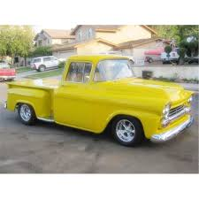 100 1958 Chevy Truck For Sale Apache Pickup