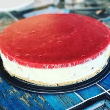 erdbeer mascarpone torte war lecker torte